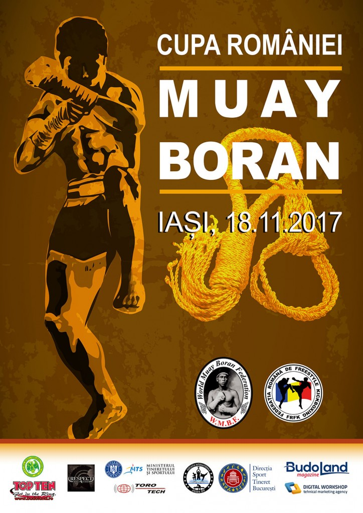 CR Muay Boran 2017 final